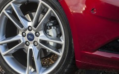 Ford Mondeo 2015 Wheel Detail