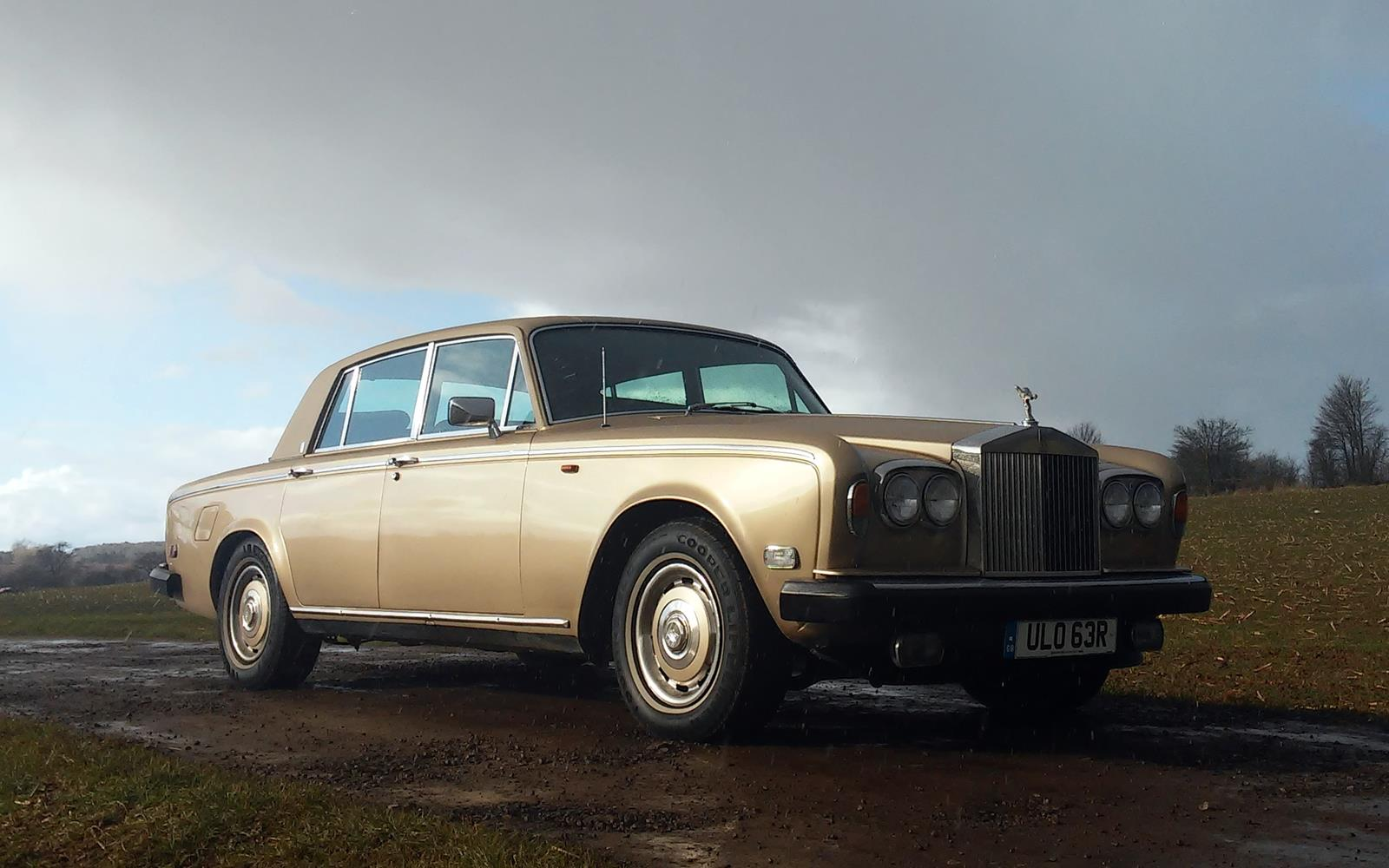 Great Escape 2015 Rolls-Royce Silver Shadow
