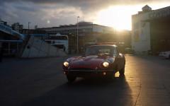 Great Escape 2015 Jaguar E-Type