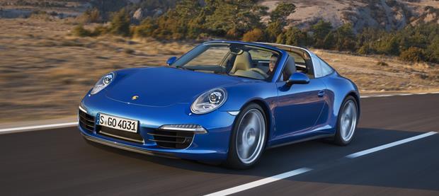 Porsche 911 Targa 4 2015 620x277
