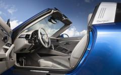 Porsche 911 Targa 4 2015 Interior