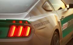 Castrol Edge Virtual Drift 2015 Rear Lights