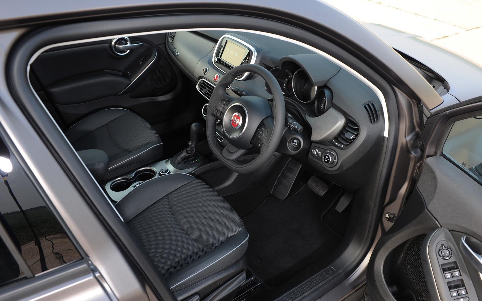Fiat 500X 2015 Interior