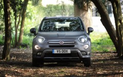 Fiat 500X 2015 Off Road Front
