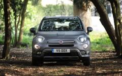 Fiat 500X 2015 Off Road Front