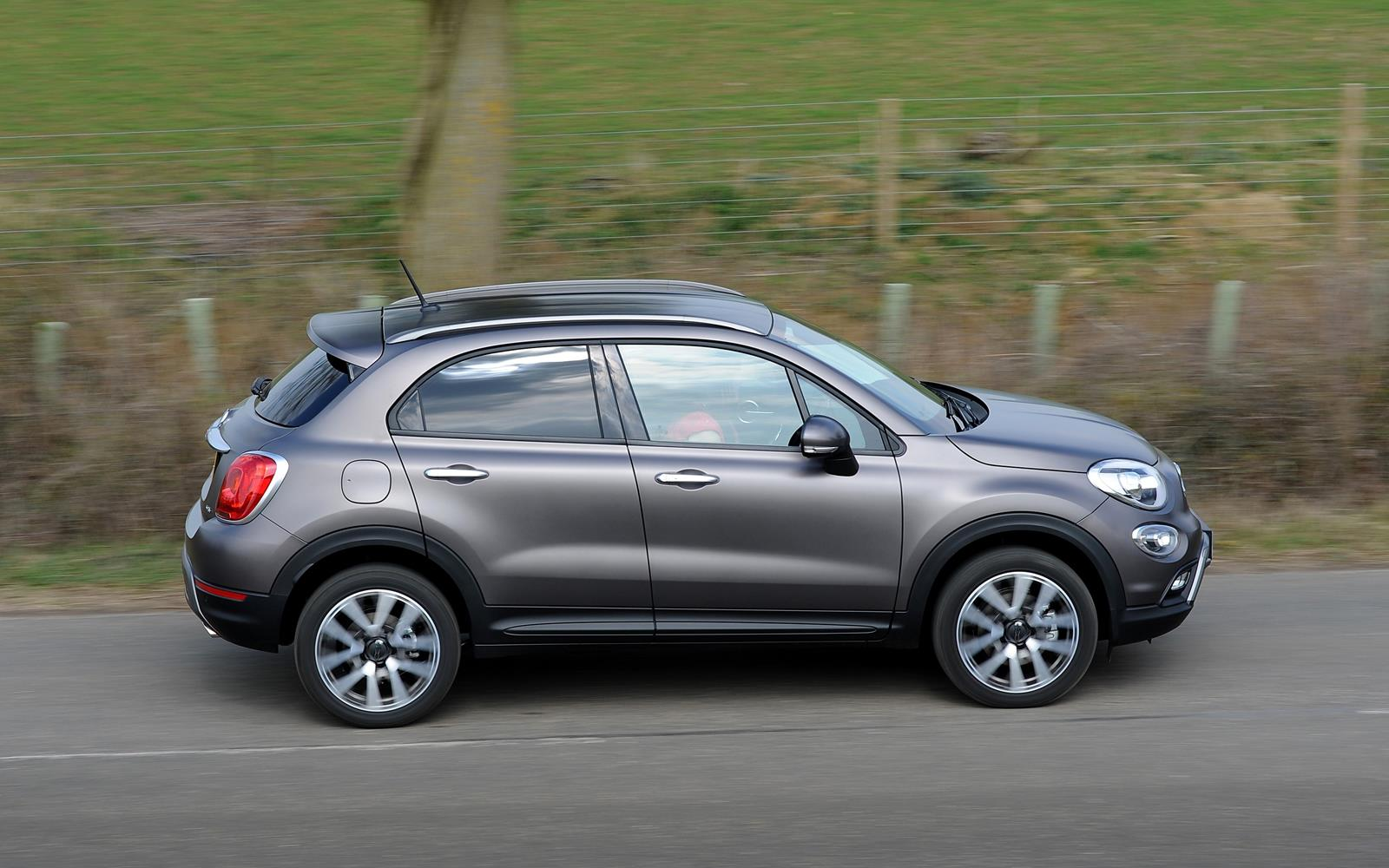 Fiat 500X 2015 Profile Dynamic