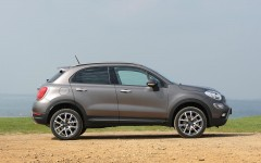 Fiat 500X 2015 Profile Static