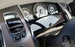 Rolls-Royce Wraith 2015 Instruments Jonny Edge