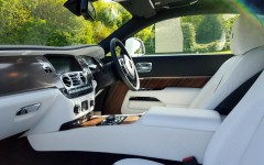 Rolls-Royce Wraith 2015 Interior Jonny Edge