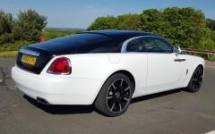 Rolls-Royce Wraith 2015 Rear Jonny Edge