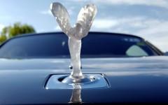 Rolls-Royce Wraith 2015 Spirit of Ecstasy Jonny Edge