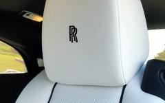 Rolls-Royce Wraith 2015 Stitching Detail Jonny Edge