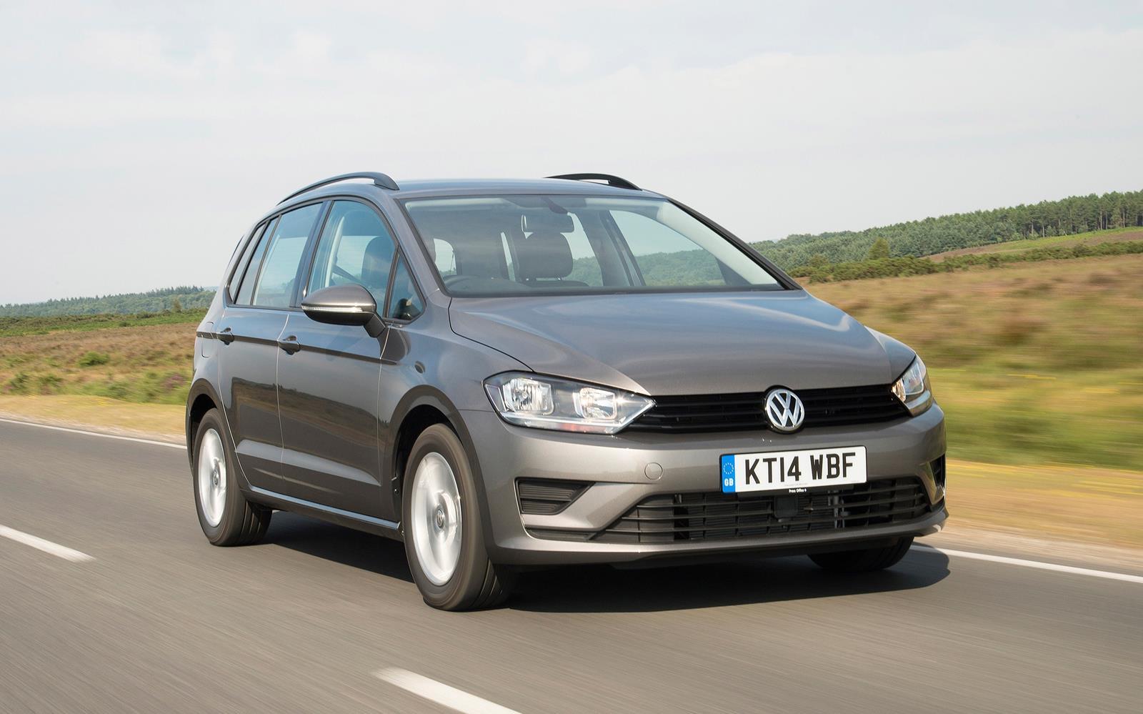 Volkswagen Golf SV 2015 Front Dynamic