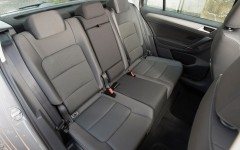 Volkswagen Golf SV 2015 Rear Seats