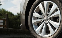 Volkswagen Golf SV 2015 Wheel Detail