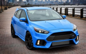 FOS Preview 2015 Ford Focus RS