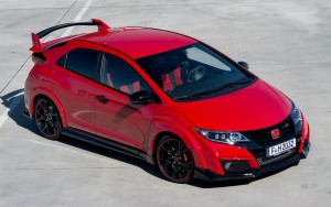 FOS Preview 2015 Honda Civic Type R
