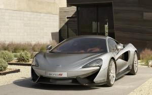 FOS Preview 2015 McLaren 570S
