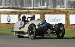 FOS Preview 2015 Morgan 3 Wheeler