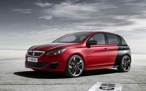 FOS Preview 2015 Peugeot 308 GTi