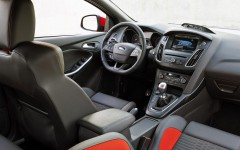 Ford Focus ST 2015 Dashboard