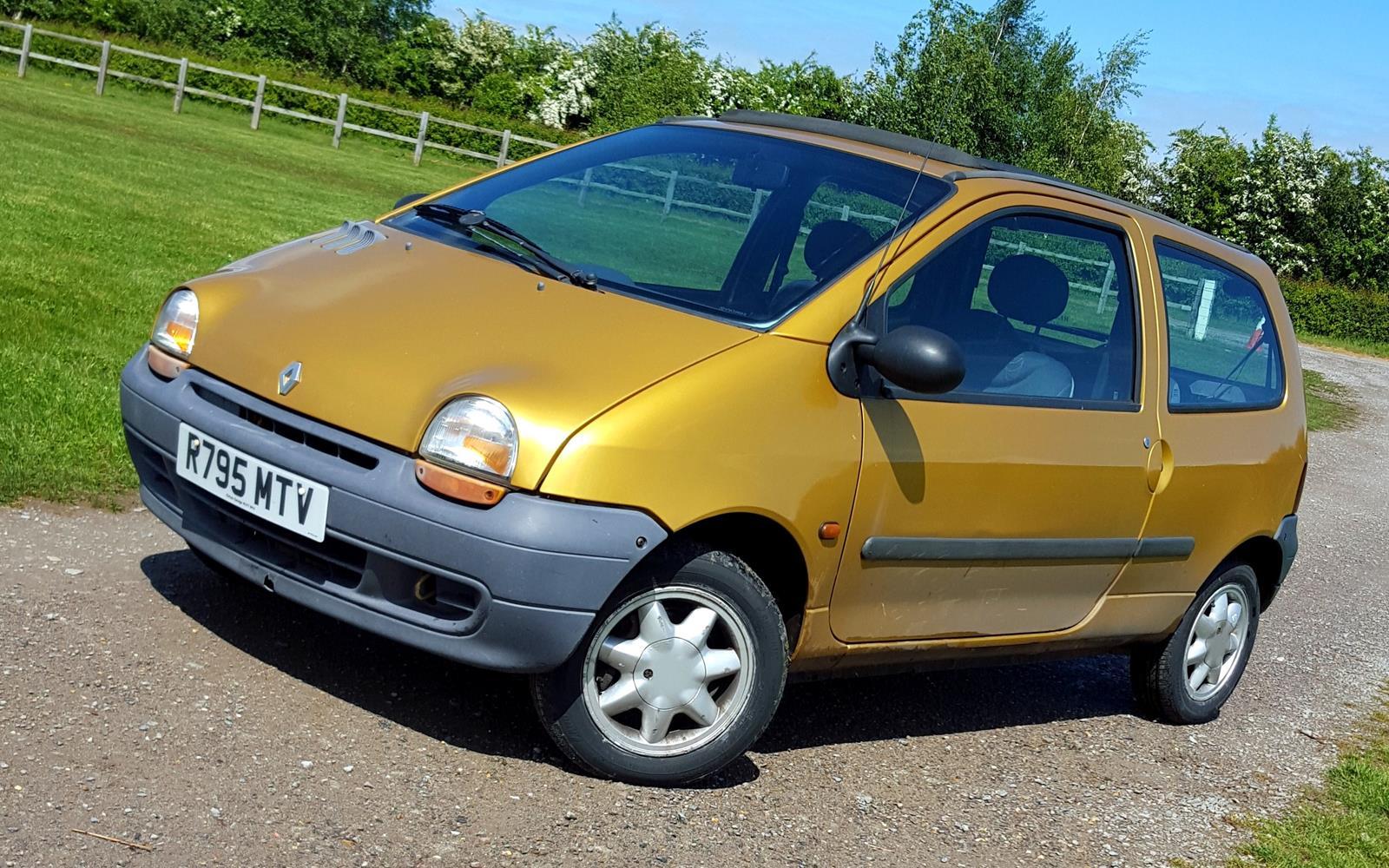Renault Twingo 1998 Front Left