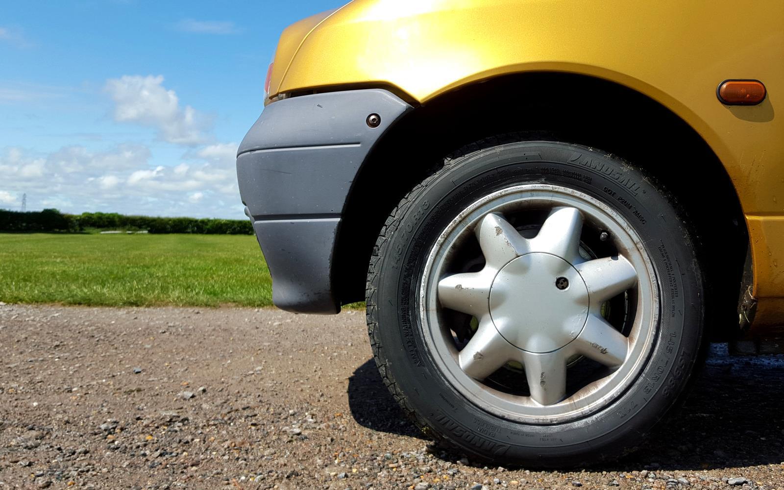Renault Twingo 1998 Landsail Tyres