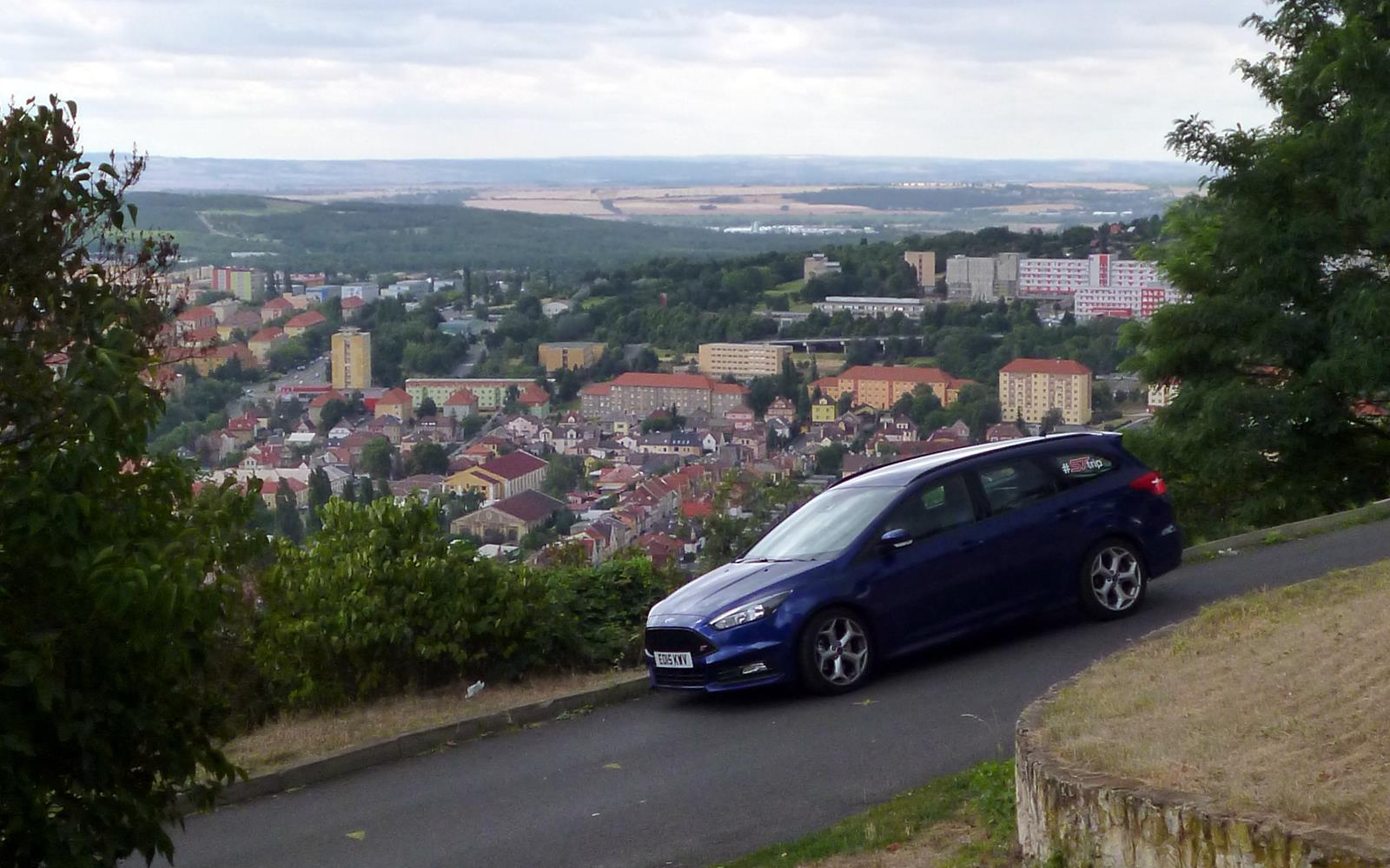 Ford Focus ST Road Trip with Jonny Edge 2015 11