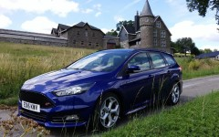 Ford Focus ST Road Trip with Jonny Edge 2015 14