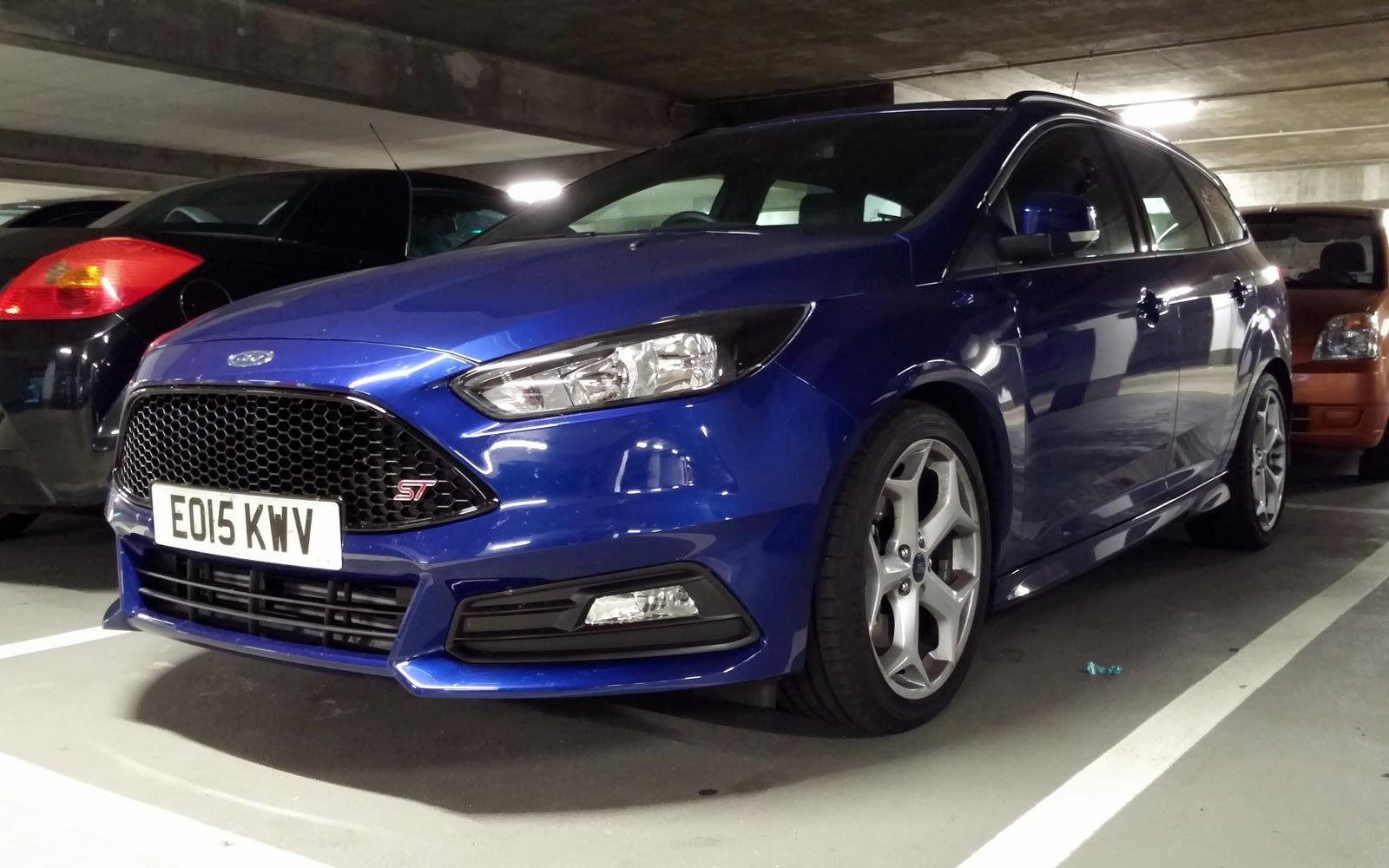 Ford Focus ST Road Trip with Jonny Edge 2015 15