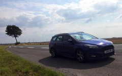 Ford Focus ST Road Trip with Jonny Edge 2015 4