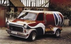Ford Transit 50 2015 1977 Pepsi Transit