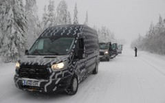 Ford Transit 50 2015 2012 Driven to Extremes