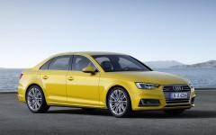 Frankfurt Motor Show 2015 Audi A4