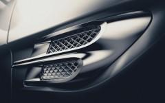 Frankfurt Motor Show 2015 Bentley Bentayga