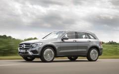 Frankfurt Motor Show 2015 Mercedes GLC