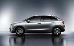 Frankfurt Motor Show 2015 Suzuki Baleno