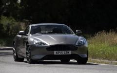 Aston Martin DB9 GT 2015 Dynamic Front
