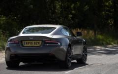 Aston Martin DB9 GT 2015 Dynamic Rear