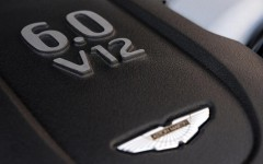 Aston Martin DB9 GT 2015 Engine Cover