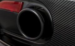 Aston Martin DB9 GT 2015 Exhaust Detail