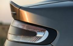 Aston Martin DB9 GT 2015 Spoiler Detail