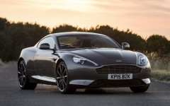 Aston Martin DB9 GT 2015 Static Front