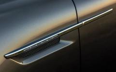 Aston Martin DB9 GT 2015 Wing Detail