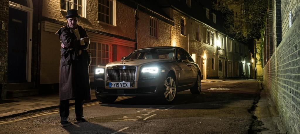 Rolls-Royce Ghost 2015 1
