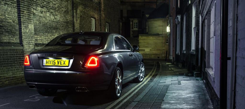 Rolls-Royce Ghost 2015 3