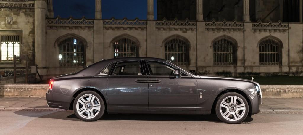 Rolls-Royce Ghost 2015 5