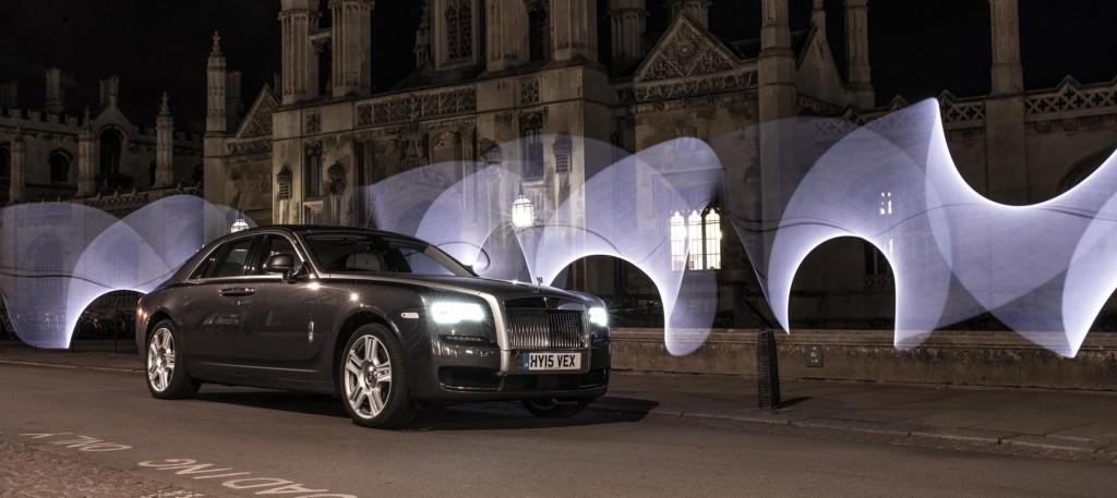 Rolls-Royce Ghost 2015 6