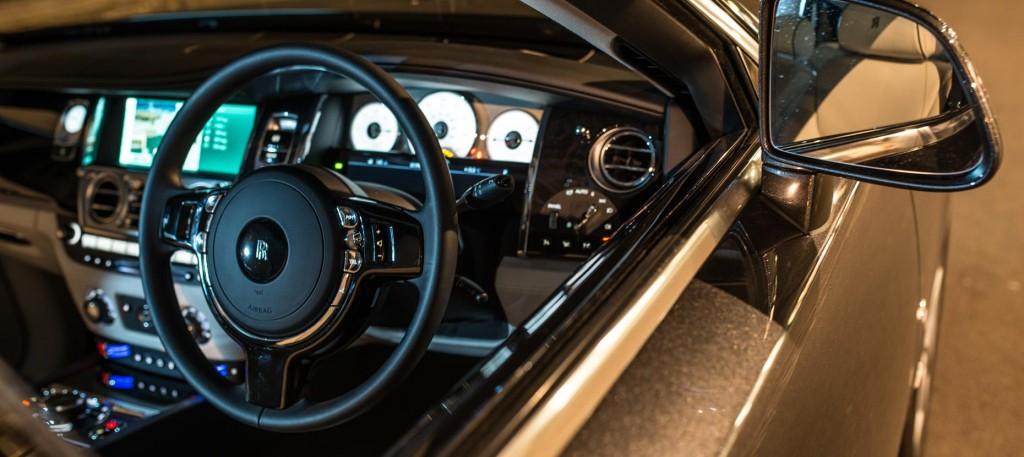 Rolls-Royce Ghost 2015 7