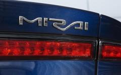 Toyota Mirai 2015 Mirai Badge Detail